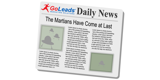 GoLeads Content